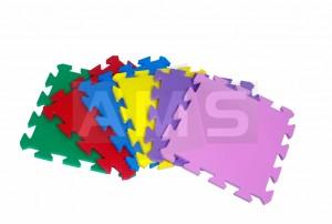 Tatame em EVA - Várias opções de cores