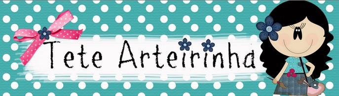 Tete Arteirinha - Blog Parceiro