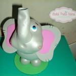 Elefante em E.V.A.