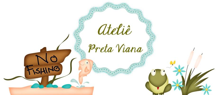 Ateliê Preta Viana - Artesanato em E.V.A.