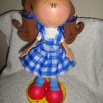Dorothy em E.V.A.