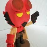 Hellboy em E.V.A.