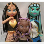 Monster High em E.V.A.
