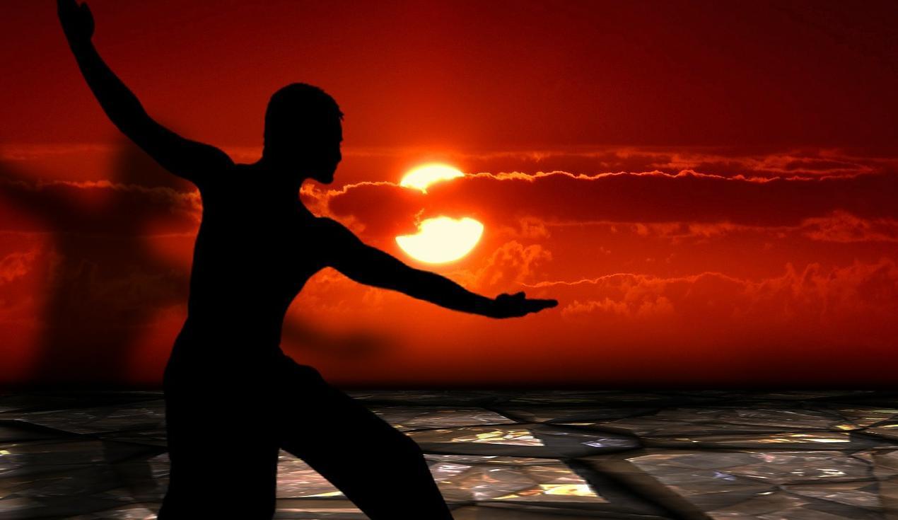 A importância das artes marciais