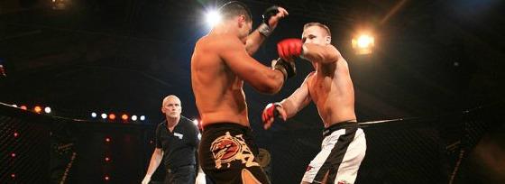 Como se tornar um lutador profissional