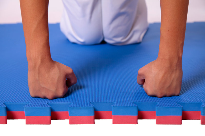 Diferença entre tatame, tapete e colchonete em EVA | AMS